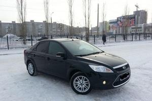 Подержанный автомобиль Ford Focus, отличное состояние, 2008 года выпуска, цена 390 000 руб., Челябинск