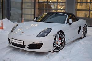 Авто Porsche Boxster, 2014 года выпуска, цена 3 119 000 руб., Санкт-Петербург