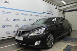 Авто Hyundai Equus, 2014 года выпуска, цена 2 550 000 руб., Москва