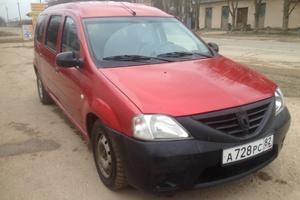 Автомобиль Dacia Logan, отличное состояние, 2008 года выпуска, цена 200 000 руб., Симферополь