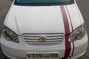 Автомобиль BYD F3, хорошее состояние, 2008 года выпуска, цена 180 000 руб., Московская область