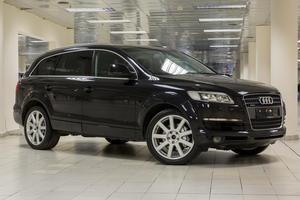 Подержанный автомобиль Audi Q7, отличное состояние, 2009 года выпуска, цена 1 177 777 руб., Москва