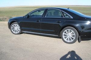 Автомобиль Audi A8, отличное состояние, 2011 года выпуска, цена 1 900 000 руб., Челябинск