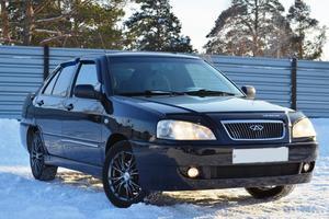 Авто Chery Amulet, 2007 года выпуска, цена 128 000 руб., Екатеринбург