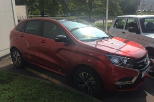 Авто ВАЗ (Lada) XRAY, 2016 года выпуска, цена 789 000 руб., Санкт-Петербург