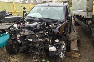 Подержанный автомобиль Mitsubishi Pajero Sport, битый состояние, 2014 года выпуска, цена 550 000 руб., Набережные Челны