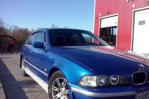 Автомобиль BMW 5 серия, отличное состояние, 2000 года выпуска, цена 270 000 руб., Смоленск