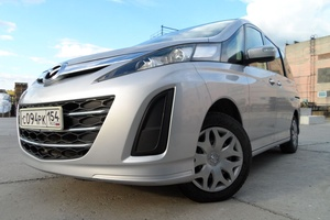 Автомобиль Mazda Biante, отличное состояние, 2008 года выпуска, цена 600 000 руб., Новосибирск