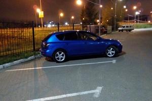 Подержанный автомобиль Mazda 3, хорошее состояние, 2006 года выпуска, цена 320 000 руб., Казань