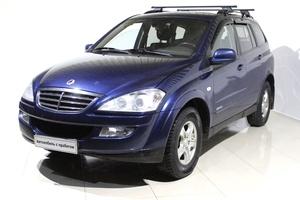 Авто SsangYong Kyron, 2010 года выпуска, цена 485 000 руб., Москва