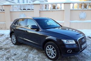 Автомобиль Audi Q5, отличное состояние, 2014 года выпуска, цена 1 720 000 руб., Челябинск