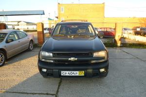 Подержанный автомобиль Chevrolet TrailBlazer, отличное состояние, 2006 года выпуска, цена 510 000 руб., Серпухов