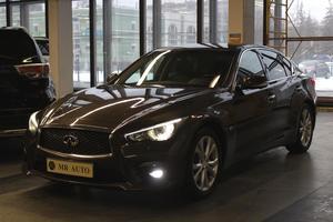 Авто Infiniti Q50, 2015 года выпуска, цена 1 290 000 руб., Москва
