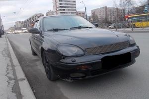 Автомобиль Daewoo Leganza, хорошее состояние, 2001 года выпуска, цена 600 000 руб., Санкт-Петербург