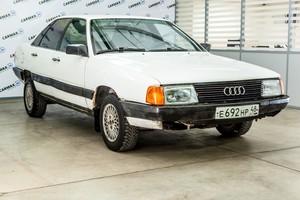 Подержанный автомобиль Audi 100, хорошее состояние, 1988 года выпуска, цена 99 000 руб., Москва