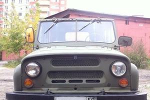Автомобиль УАЗ 3151, среднее состояние, 1992 года выпуска, цена 80 000 руб., Ивантеевка