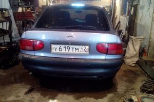 Автомобиль Ford Escort, отличное состояние, 1997 года выпуска, цена 75 000 руб., Кемерово
