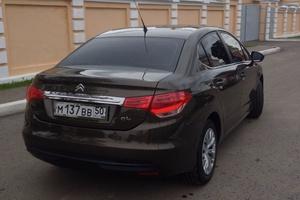 Подержанный автомобиль Citroen C4, отличное состояние, 2013 года выпуска, цена 570 000 руб., Московская область