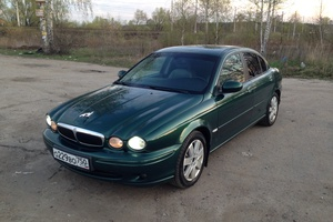 Подержанный автомобиль Jaguar X-Type, хорошее состояние, 2005 года выпуска, цена 330 000 руб., Павловский Посад