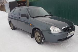 Подержанный автомобиль ВАЗ (Lada) Priora, отличное состояние, 2010 года выпуска, цена 300 000 руб., Сафоново
