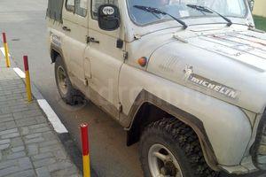 Автомобиль УАЗ 3151, среднее состояние, 1999 года выпуска, цена 90 000 руб., Балашиха