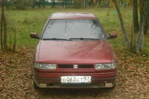 Автомобиль SEAT Toledo, среднее состояние, 1992 года выпуска, цена 70 000 руб., Мценск