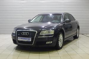 Авто Audi A8, 2008 года выпуска, цена 699 000 руб., Москва