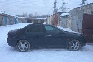 Автомобиль Alfa Romeo 156, среднее состояние, 1999 года выпуска, цена 85 000 руб., Челябинск