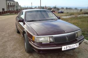 Автомобиль Lincoln Continental, отличное состояние, 1990 года выпуска, цена 350 000 руб., Севастополь