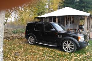 Подержанный автомобиль Land Rover Discovery, отличное состояние, 2007 года выпуска, цена 1 000 000 руб., Нижневартовск