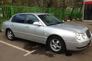 Автомобиль Kia Opirus, отличное состояние, 2008 года выпуска, цена 420 000 руб., Москва