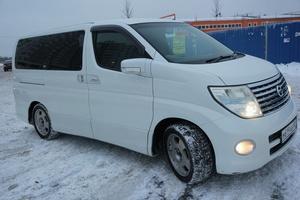 Автомобиль Nissan Elgrand, отличное состояние, 2005 года выпуска, цена 777 000 руб., Санкт-Петербург