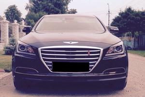 Подержанный автомобиль Hyundai Genesis, отличное состояние, 2014 года выпуска, цена 1 790 000 руб., Смоленск