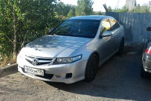 Подержанный автомобиль Honda Accord, хорошее состояние, 2005 года выпуска, цена 390 000 руб., Миасс
