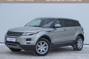 Авто Land Rover Range Rover Evoque, 2014 года выпуска, цена 1 749 000 руб., Москва