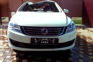 Автомобиль DongFeng S30, битый состояние, 2015 года выпуска, цена 315 000 руб., Краснодар