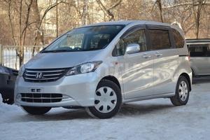 Авто Honda Freed, 2010 года выпуска, цена 595 000 руб., Новосибирск
