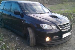 Автомобиль Mitsubishi Airtrek, среднее состояние, 2002 года выпуска, цена 300 000 руб., Петропавловск-Камчатский