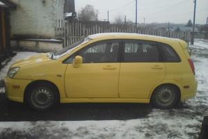 Автомобиль Suzuki Aerio, хорошее состояние, 2002 года выпуска, цена 255 000 руб., Ульяновск