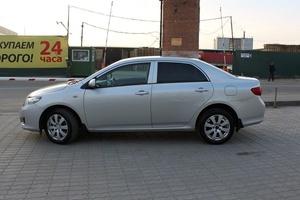 Подержанный автомобиль Toyota Corolla, отличное состояние, 2008 года выпуска, цена 500 000 руб., Сергиев Посад