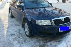 Подержанный автомобиль Skoda Superb, отличное состояние, 2002 года выпуска, цена 330 000 руб., Челябинск