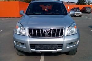 Автомобиль Toyota Land Cruiser Prado, отличное состояние, 2007 года выпуска, цена 1 385 000 руб., Челябинск