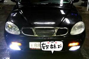 Автомобиль Daewoo Leganza, хорошее состояние, 2001 года выпуска, цена 250 000 руб., Москва