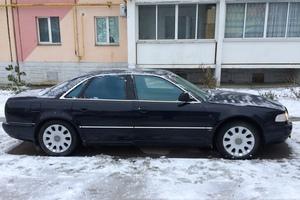 Автомобиль Audi A8, хорошее состояние, 1997 года выпуска, цена 250 000 руб., Челябинск