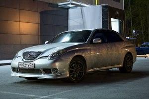 Автомобиль Toyota Verossa, хорошее состояние, 2002 года выпуска, цена 520 000 руб., Тюмень