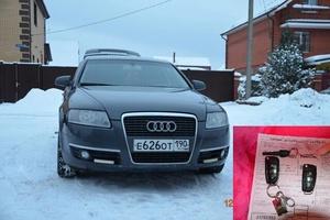 Подержанный автомобиль Audi A6, отличное состояние, 2007 года выпуска, цена 630 000 руб., Подольск
