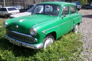 Автомобиль Москвич 407, хорошее состояние, 1962 года выпуска, цена 50 000 руб., Красноярск