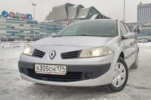 Подержанный автомобиль Renault Megane, хорошее состояние, 2007 года выпуска, цена 260 000 руб., Челябинск