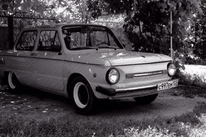 Автомобиль ЗАЗ 968, хорошее состояние, 1994 года выпуска, цена 40 000 руб., Краснодар