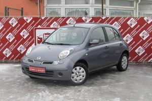 Авто Nissan Micra, 2010 года выпуска, цена 309 000 руб., Санкт-Петербург